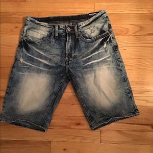 Buffalo Men's Distressed Shorts